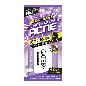 FACIAL PAPER ACNE CARE TYPE
