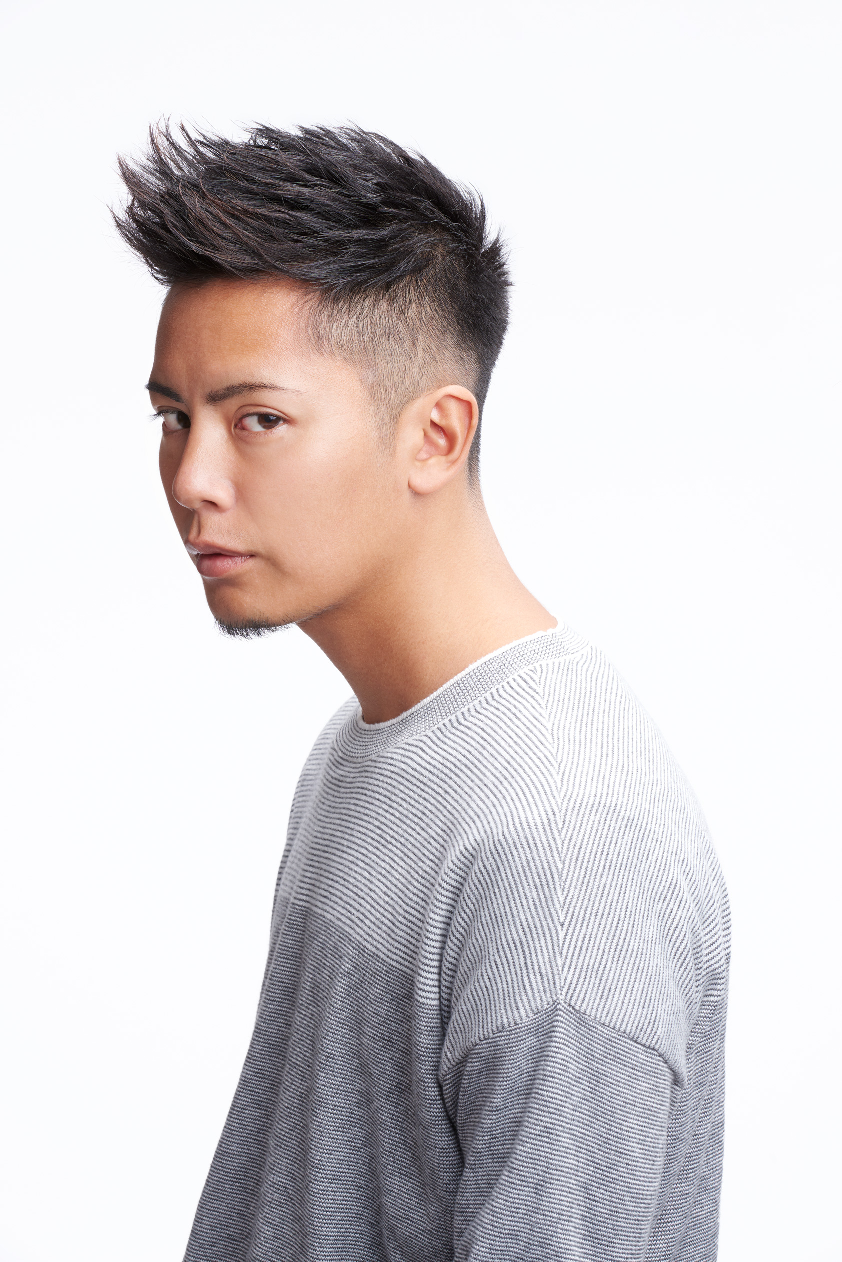 Korean Fauxhawk